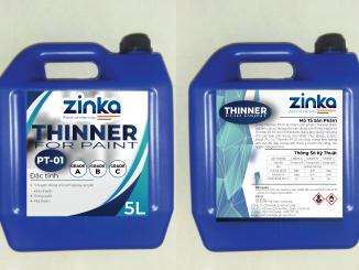 dung môi Zika Thinner