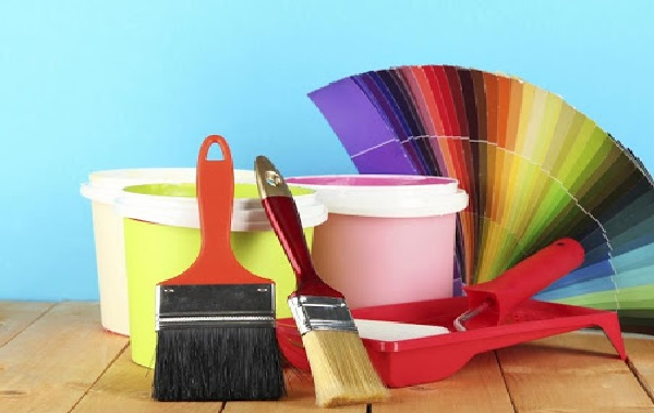 hướng dẫn sử dụng sơn và dung môi pha sơn acrylic