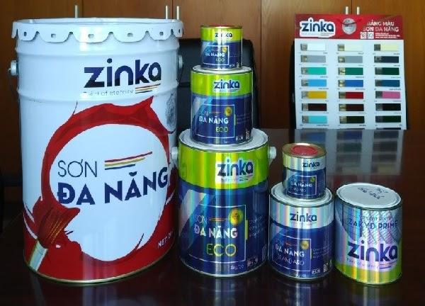 dung môi pha sơn acrylic được cung cấp bởi Zink