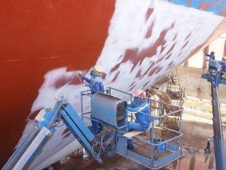 sơn tàu biển